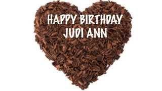 JudiAnn   Chocolate - Happy Birthday