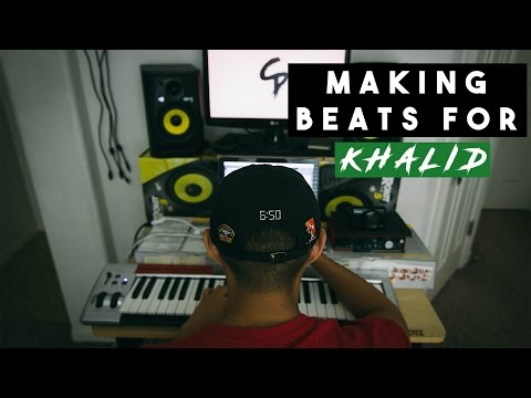 Making Beats For: Khalid | (Using Ableton Live)