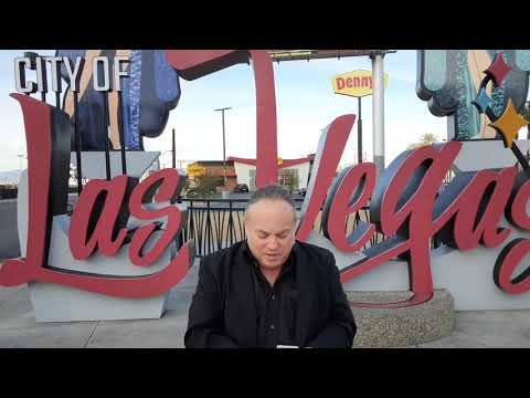 Public Service Announcement for Tourist coming Las Vegas and how to give to the performers.