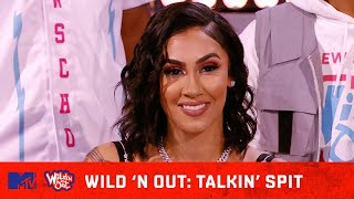 Eman & Hitman Face The Biggest Curve From Queen Naija 😂💦 Wild 'N Out