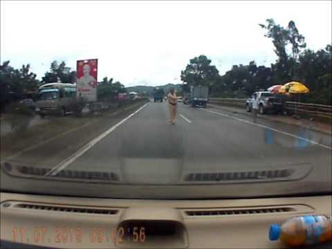 Bắn tốc độ ở Bỉm Sơn -Thanh Hóa