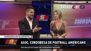 Asociación Cordobesa de Football Americano en SSN