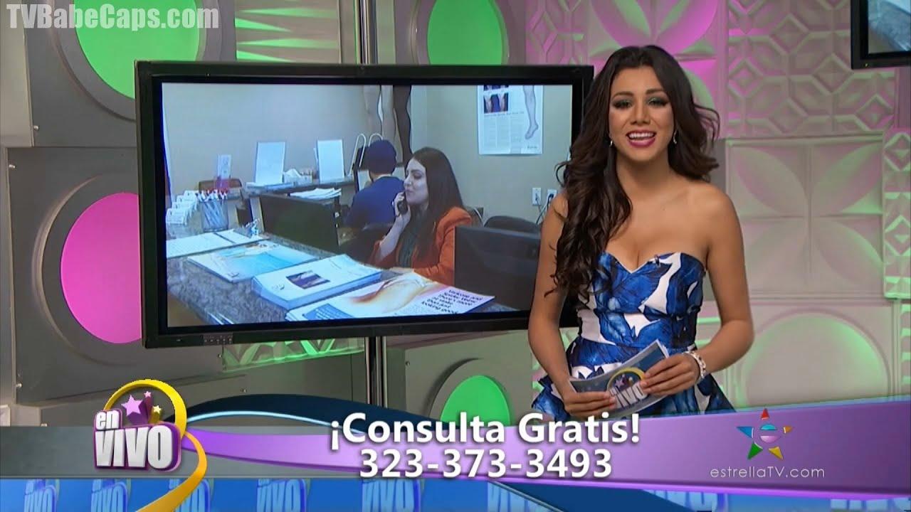 Maria Elena Estrella Tv En Vivo 03242016 Youtube