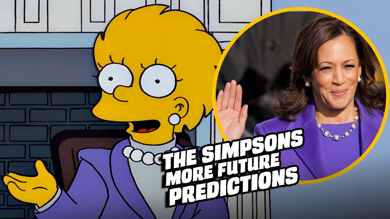 Download 10 MORE Times The Simpsons Predicted The Future (2020-2021)