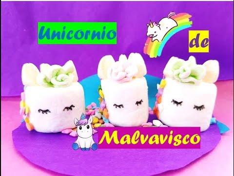 Postres de unicornio malvaviscos de unicornio postres for Decoracion para pared de unicornio