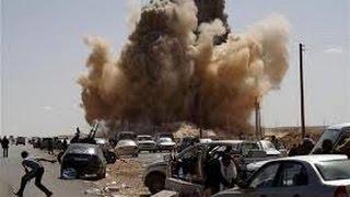 Kadhafi mort ou vif : La guerre de l'OTAN contre la Libye