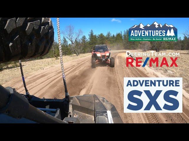 Adventure SXS   RZR Turbo and RZR XP Pro