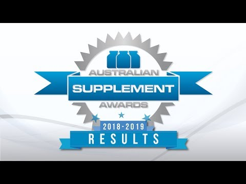 Best Supps In 2018 - 2019 | Australian Supplement Awards Results
