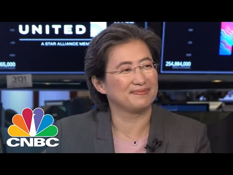 AMD CEO: Our Long-Term Strategy Is Paying Off | CNBC