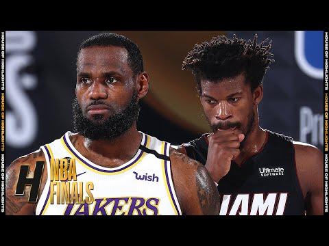 Los Angeles Lakers vs Miami Heat - Full Game 6 Highlights | October 11, 2020 NBA Finals