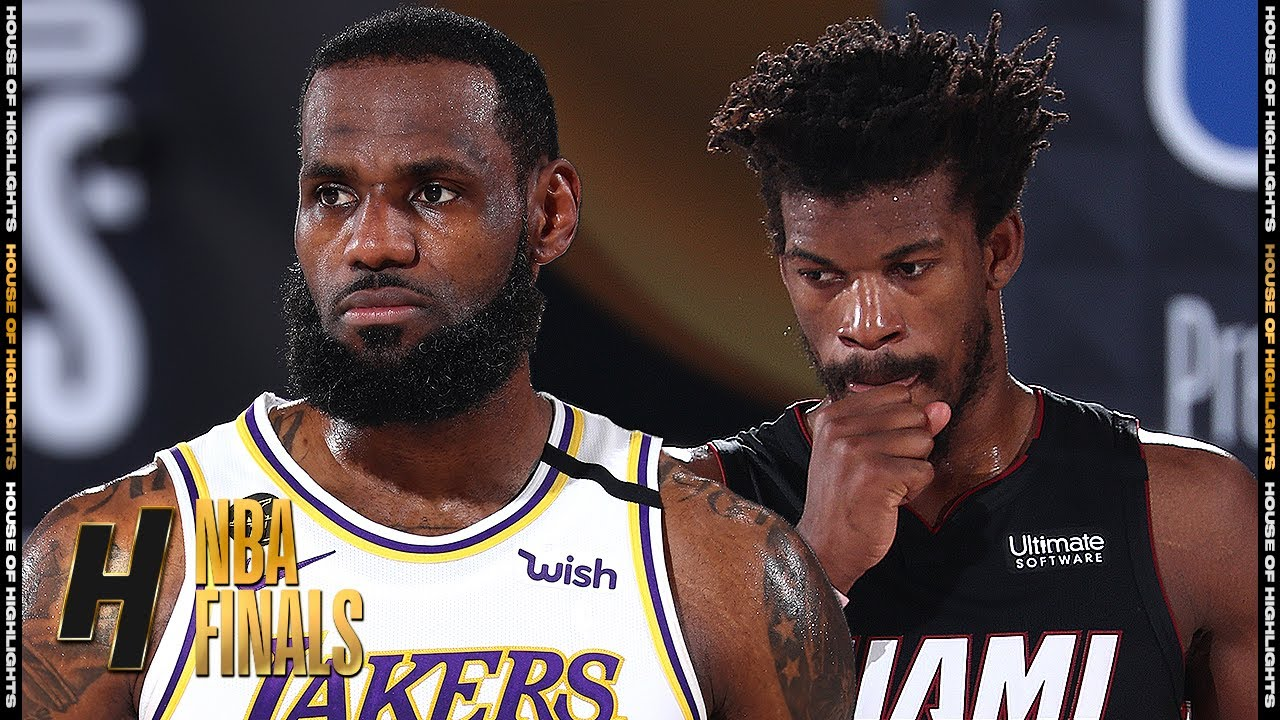 Los Angeles Lakers vs Miami Heat - Full Game 6 Highlights | October 11, 2020 NBA Finals