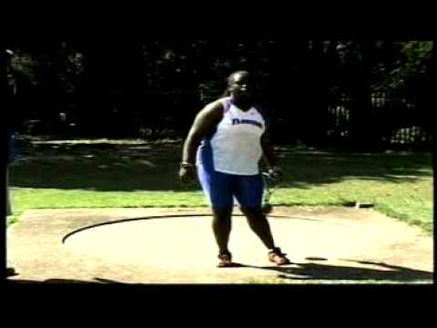 Drills & Techniques for the Weight Throw - YouTube Hammer Throw Technique