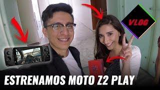 Nuevo Moto Z2 Play, Moto Mod gamer y nueva tester