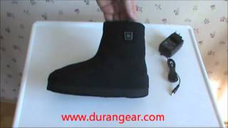 Battery Heated Shoes, Socks, Gloves and Jackets