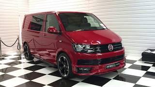 2018 (18) Volkswagen Transporter T6 2.0 TDi Highline 5 Seater Kombi Tailgate (For Sale)