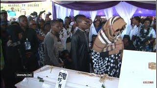KUAGWA KWA GODZILLA: Makonda, Wasanii Wamwaga machozi!