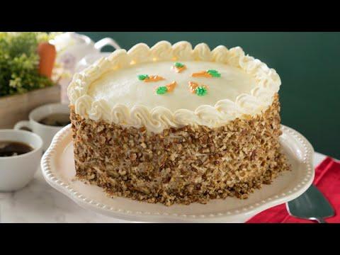 Pastel de Zanahoria con Harina de Hotcakes
