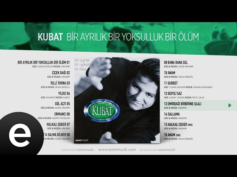 Emirdağı Birbirine Ulalı (Kubat) Official Audio #emirdağıbirbirineulalı #kubat