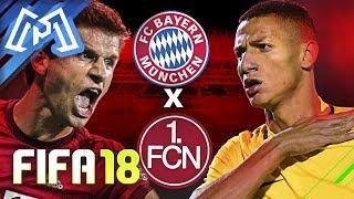 O GRANDE DUELO CONTRA O BAYERN! - FIFA 18 - Modo Carreira #29