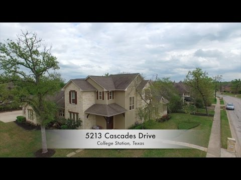 5213 Cascades Dr. - College Station, Texas