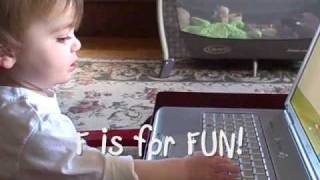 Giggles Computer Funtime For Baby Review