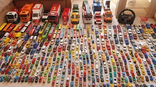 amazing many cars toys, welly cars, siku cars, hot wheels cars, bruder cars, lego cars and more cars
