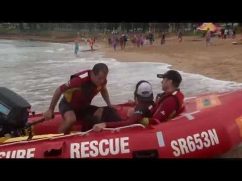 On the Beach (Series 2) - Episode 5 - Surf Lifesaving