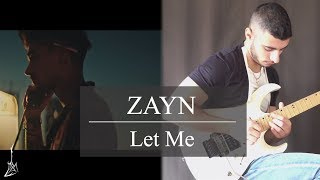 Download Lagu ZAYN - Let Me Electric Guitar Cover - Michel Andary✔ Mp3
