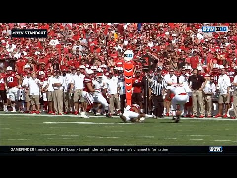 Jerome Washington Circus Catch vs. Nebraska