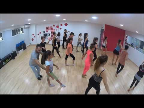 Latin Technique with Prokopis - Rumba - Independance Studio Volos