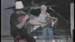 Hank Williams Jr und Little Hunter Hayes...Jambalaya