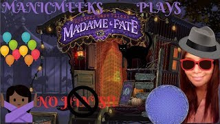 Let's Play Mystery Case Files: Madame Fate - Part 4 - Art the Carney!