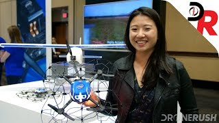 Intel Shooting Star interview at InterDrone 2017