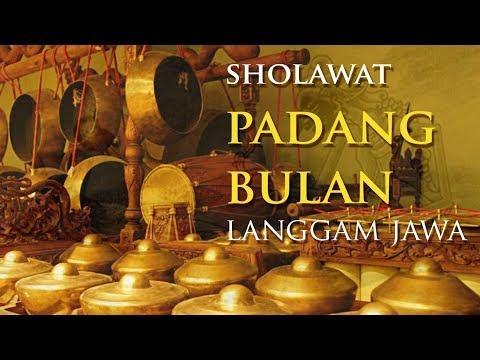 Sholawat PADANG BULAN Langgam Jawa