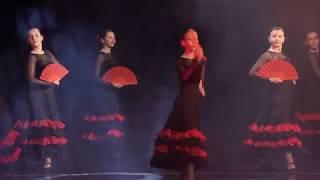 Испанский танец, стилизованная хореография, дети 11-12 лет
