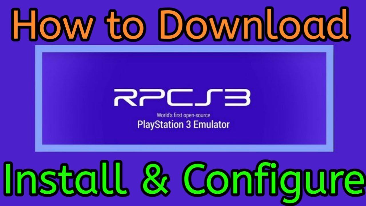 How to Download, Install & Configure RPCS3 In (Hindi)! by DAP Hindi Gaming