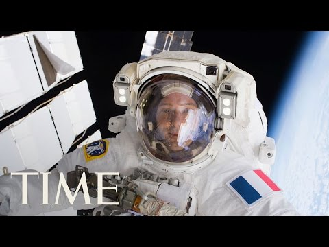 Watch LIVE: NASA International Space Station Spacewalk Livestream | TIME