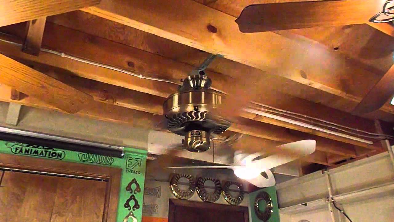 Old Jacksonville Jackson Ceiling Fan Hd Remake Youtube