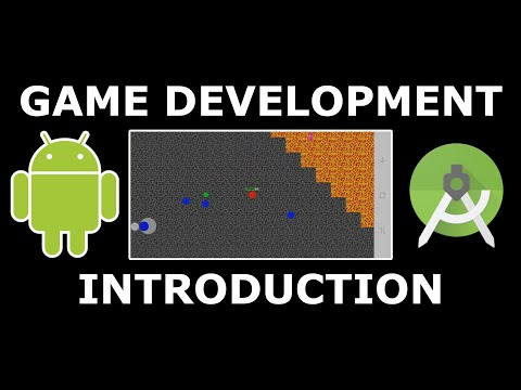 Ep. 00 - Introduction And Overview | Android Studio 2D Game Development