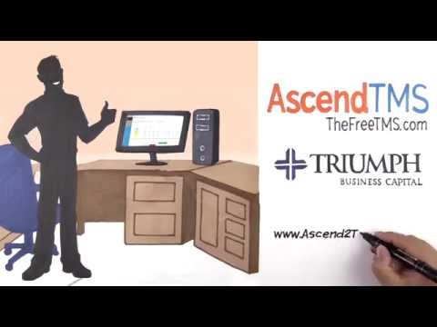 It's All About Getting Paid with AscendTMS and Triumph Business Capital
