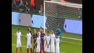 Lionel Messi Vs Cristiano Ronaldo • Top 10 Free Kicks Goals