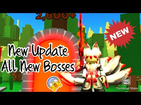👹Limitless RPG 👹(New Zone) All Boss👹👹