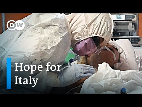 Italy's death toll falls for the second consecutive day | Coronavirus Update