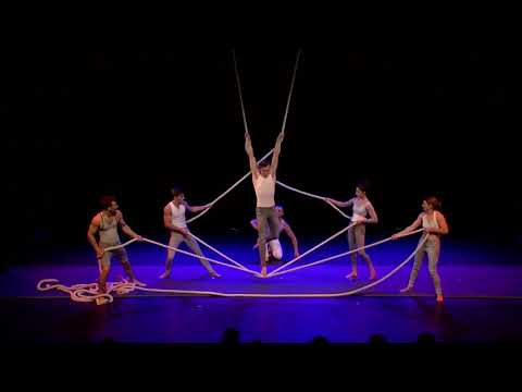 CIRCLE 2017 - NICA - National Institute of Circus Arts @ Fes