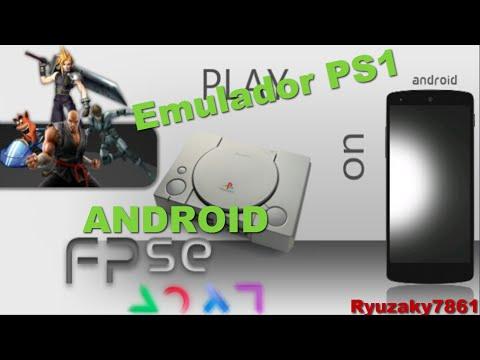 Jugar Juegos PS1 En Android | FPse (Solución Licencia Y Audio)