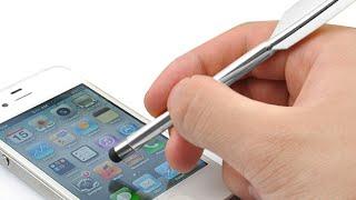 Como fazer uma Caneta Touch para Smartphones e Tablets