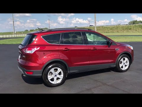 2016 Ford Escape London, Springfield, Columbus, Dayton, Hilliard, OH P11105A