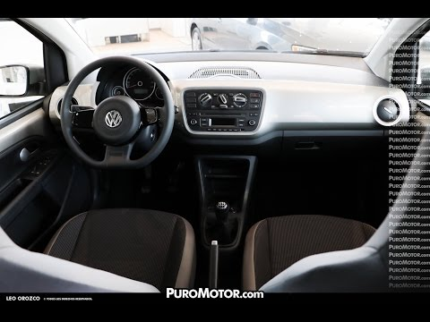 VOLKSWAGEN UP / COSTA RICA / PURO MOTOR