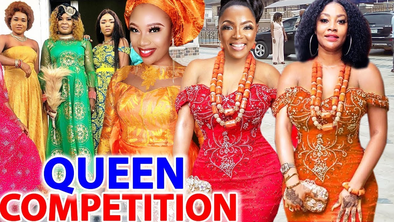 Download Queens Competition COMPLETE Season - Chioma Chukwuka/Angela Okorie 2020 Latest Nigerian Movie