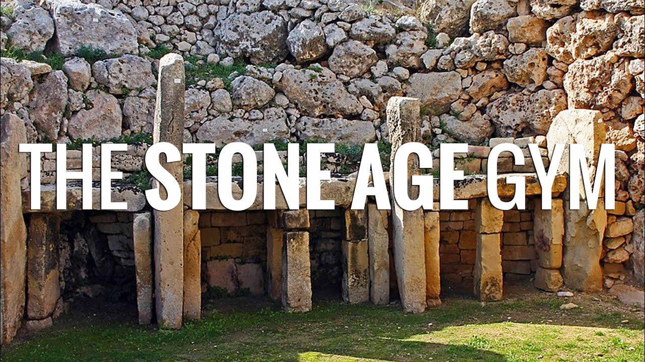 The Stone Age Gym Tas Devri Spor Salonu Youtube